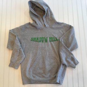 Shadow Hill Light Gray Sweatshirt Hoodie